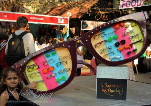 Spectacles, Kala Ghoda Art Festival 2013