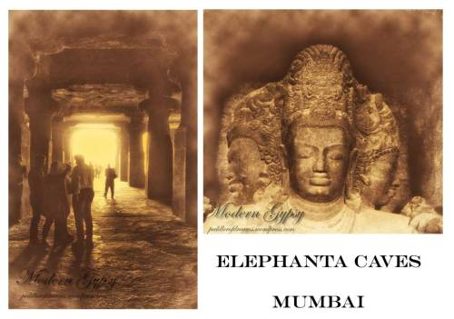 Travel_Postcard_Elephenta_Caves