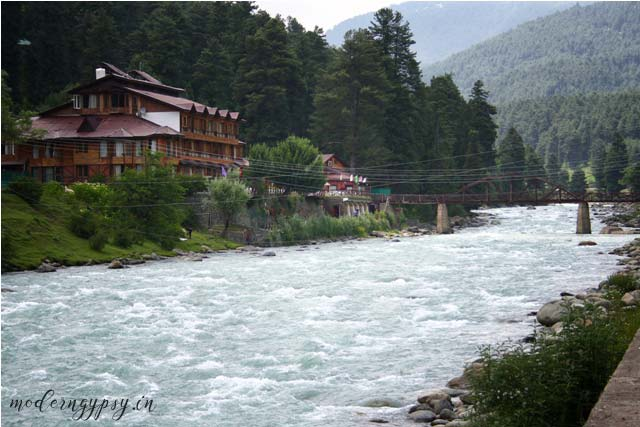 Kashmir Diaries Pahalgam fairy tale city