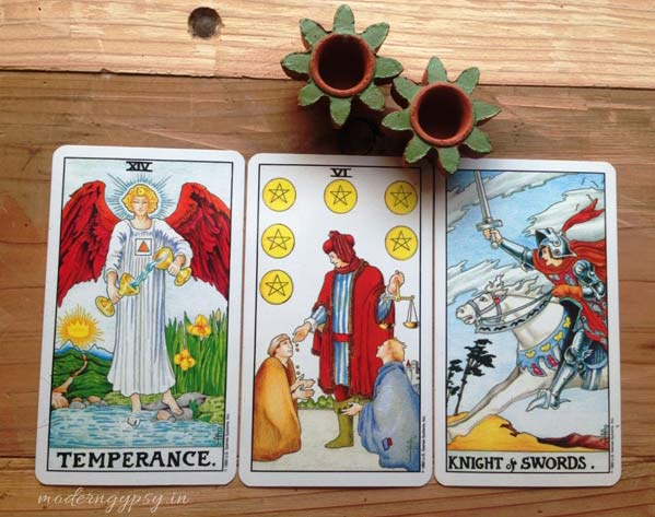 Monthly Tarot forecast for April 2017