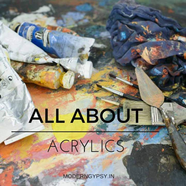 All about acrylics in depth primer to acrylic paints