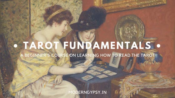 Tarot fundamentals ecourse learn tarot beginners