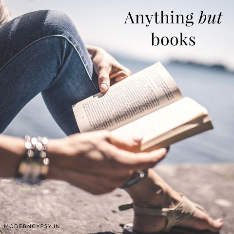Anything-but-books