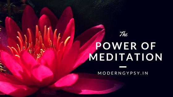 Journey of a seeker power of meditation