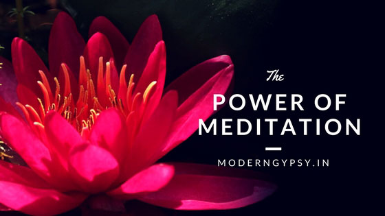Journey of a seeker power of meditation