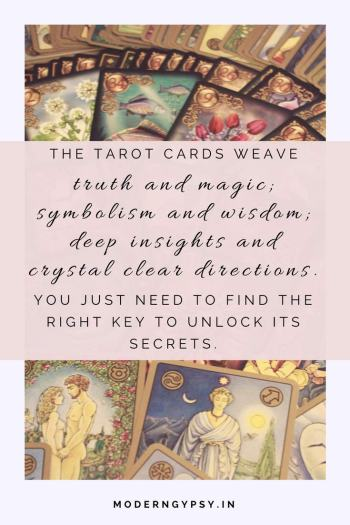 why is a tarot ecourse important for beginners
