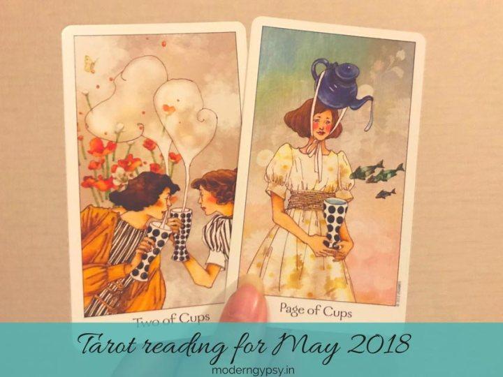 Tarot reading for May 2018