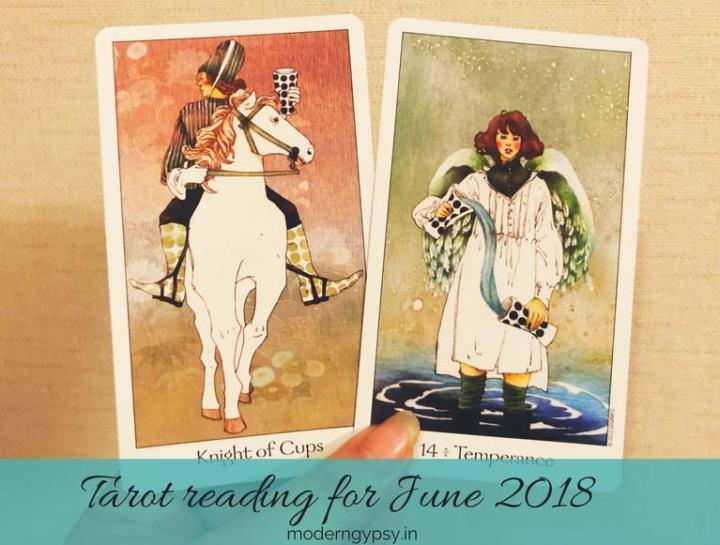 Tarot reading for June 2018
