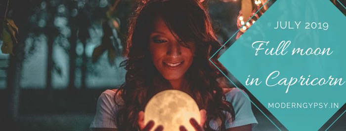 July 2019: Tarot spread for the full moon in Capricorn   Modern Gypsy