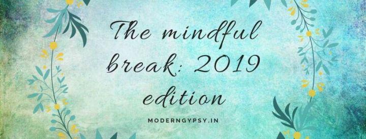 The Mindful Break 2019 Instagram Challenge