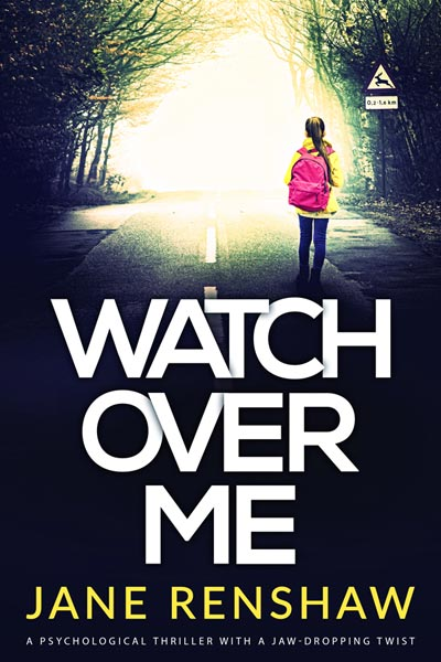 Watch over me by Jane Renshaw book review