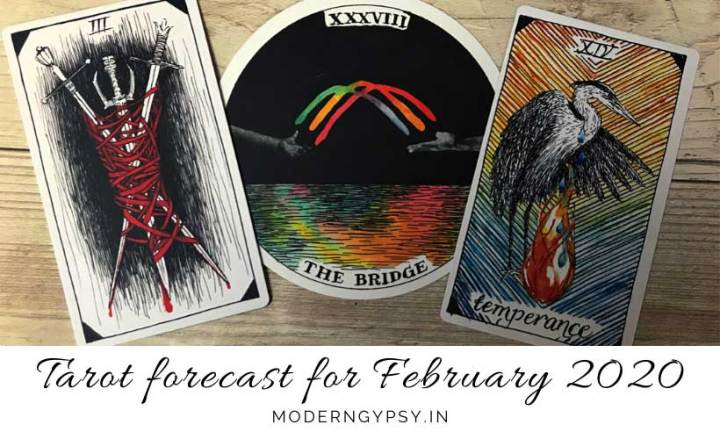 Tarot forecast for February 2020