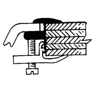 elkay sink clips modern hardware