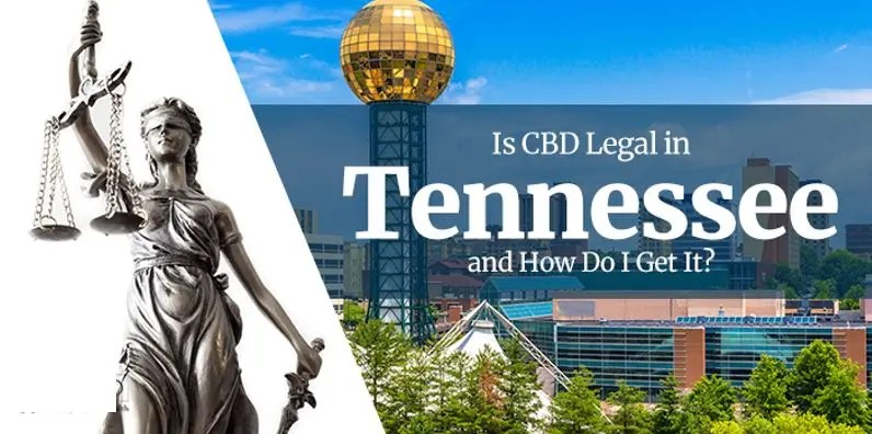is CBD oil legal in tennessee