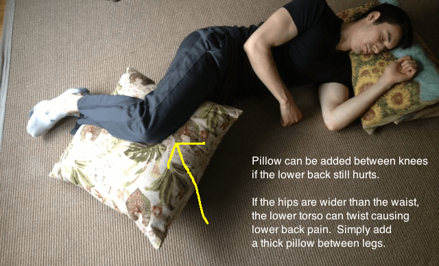 The Best Lumbar Pillows For Back Pain Relief Relieve Neck And