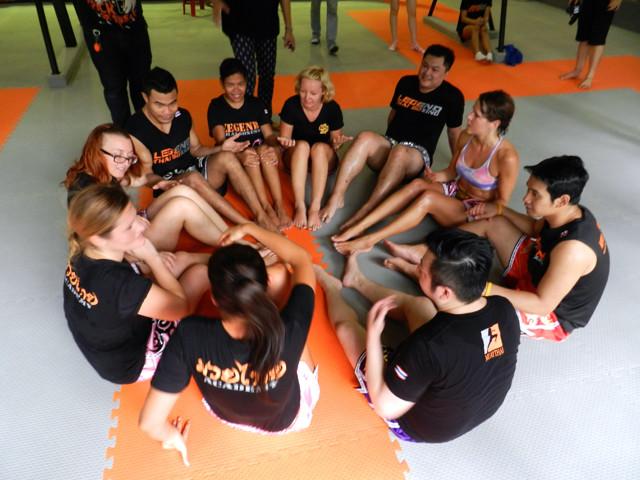 Muay Thai Thailand