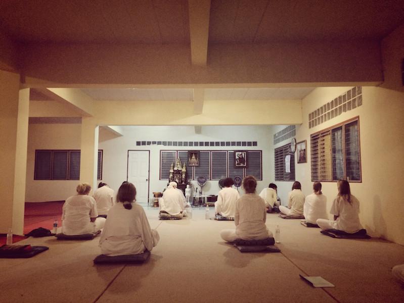 Vipassana Meditation Chiang Mai