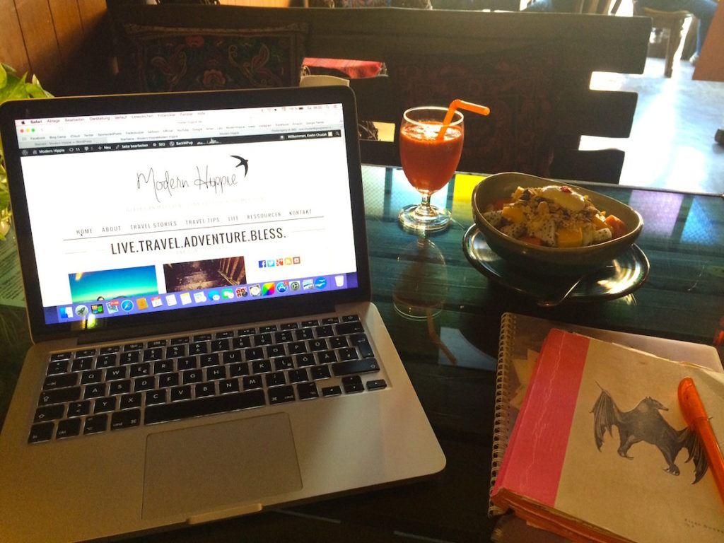 Leben als digitaler Nomade - Traum oder Stress und Existenzangst