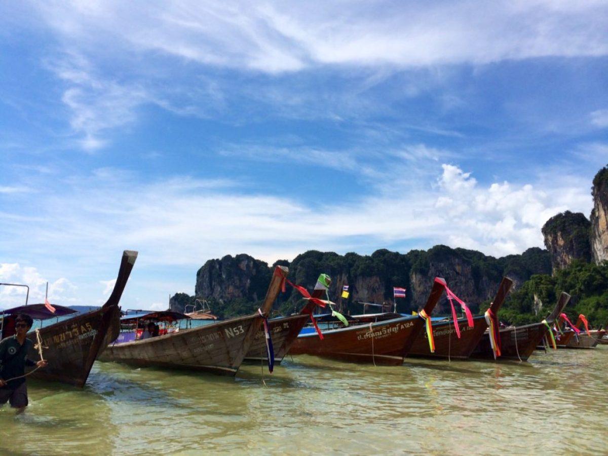Krabi Thailand Urlaub