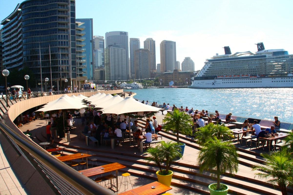 Sydney Hafen