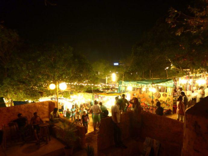 goa nachtmarkt