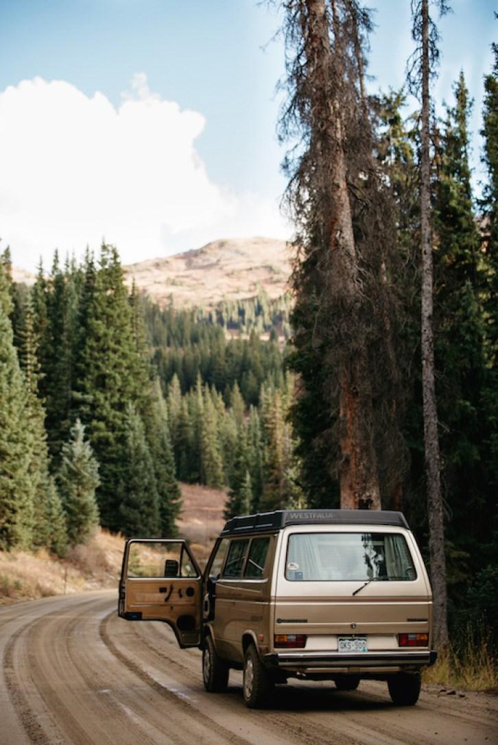 Road Trip Planung 1