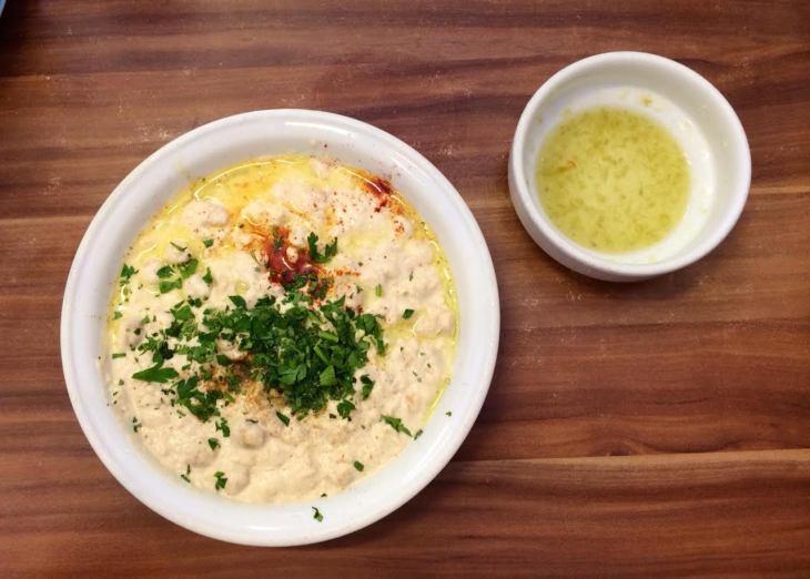 Tel Aviv Hummus