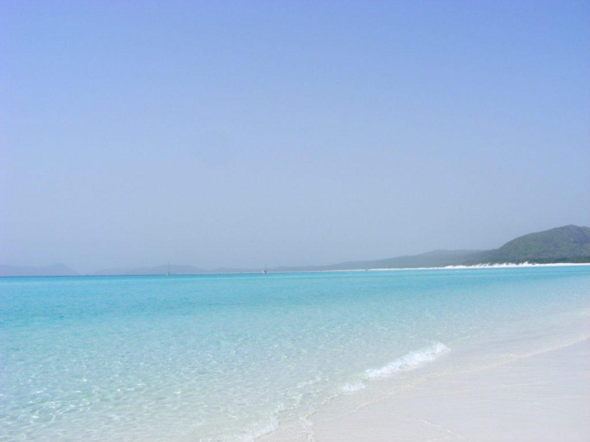 Whitehaven Beach Australien