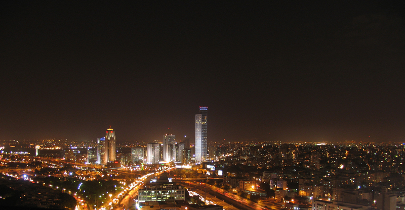 Mit wenig Geld nach Tel Aviv - geht das?
