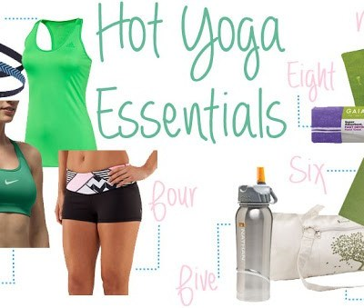 Hot Yoga Essentials