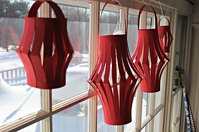 Do It Yourself: Chinese New Year Lanterns