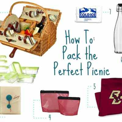 How To: Pack a Perfect Picnic