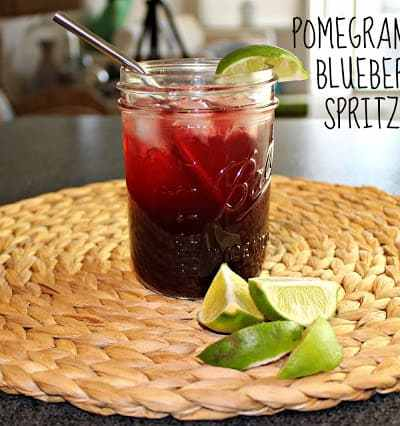 Pomegranate Bluberry