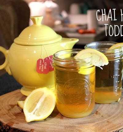 Chai Hot Toddy