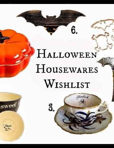 Halloween Housewares