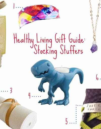 Healthy Living Gift Guide