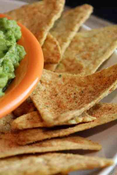 Guacamole Hummus