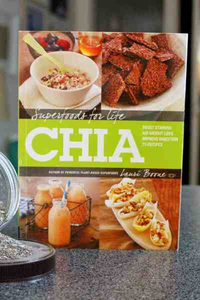 Chia Cookbook
