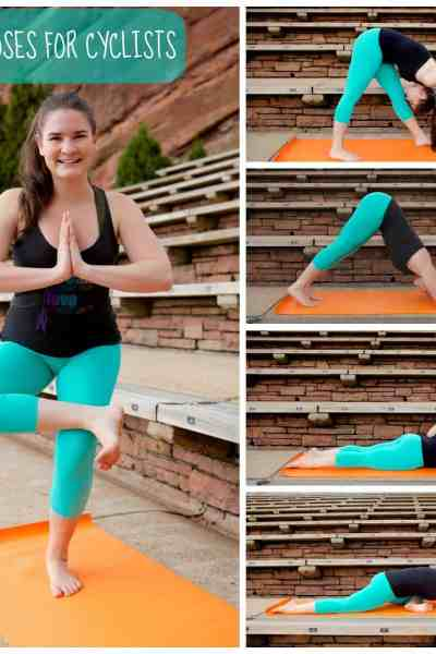 Yoga Poses for Cyclists