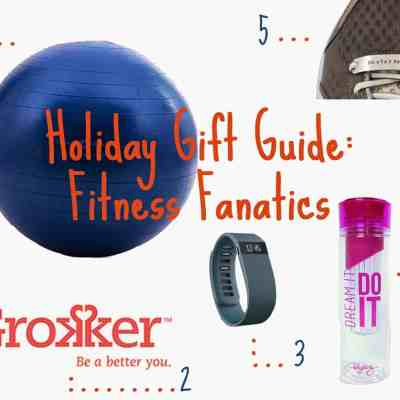 Holiday Gift Guide: Fitness Fanatics