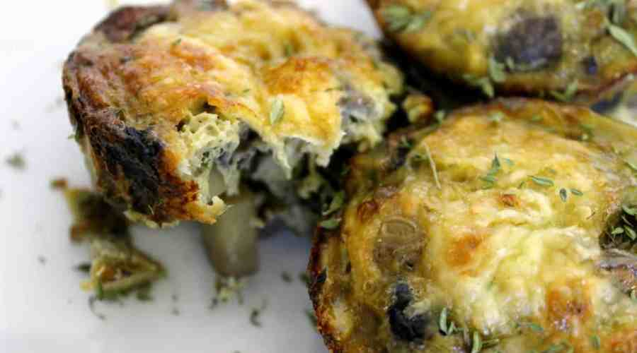 Hearty Winter Egg Cups (Meatless Monday)