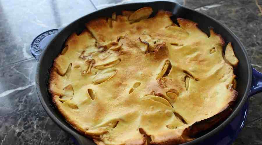 Dutch Apple Pie Pancakes