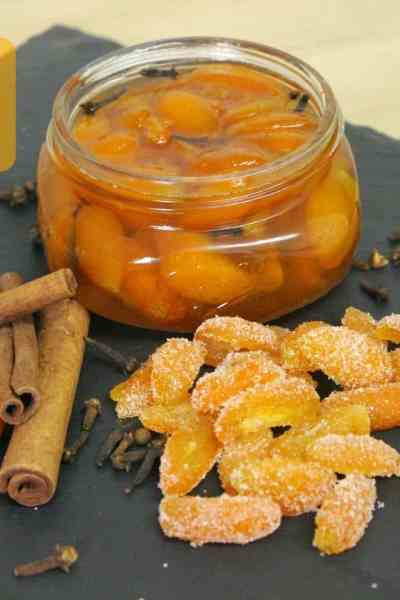 Candied Kumquat Recipe
