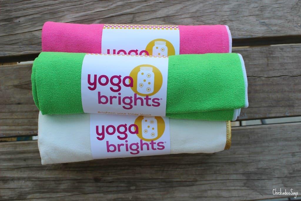 Yoga Brights Hot Yoga Towel