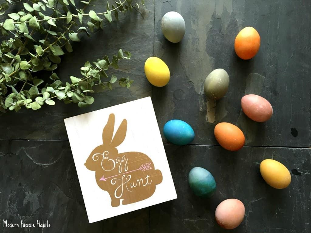 All Natural Easter Egg Dyes DIY