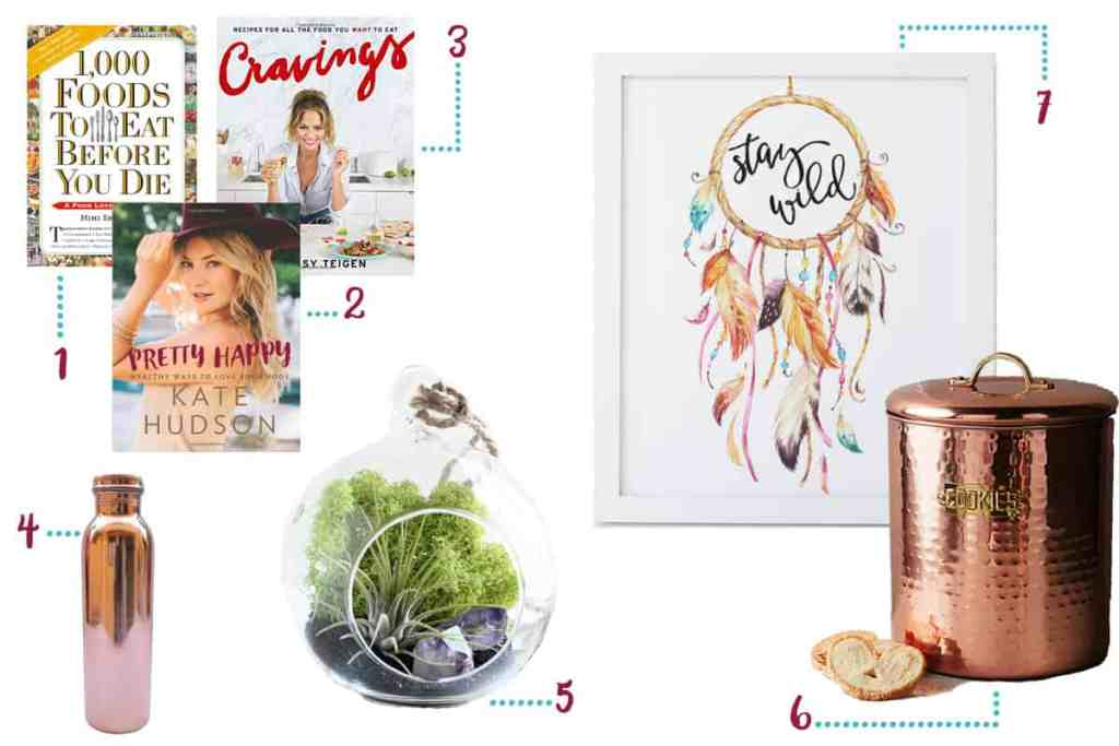 Spring Wishlist Home