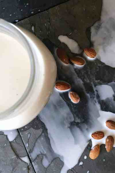 DIY Simple Nut Milk Recipe