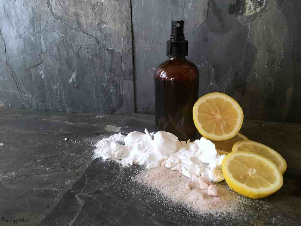 All Natural DIY Cleaning Products
