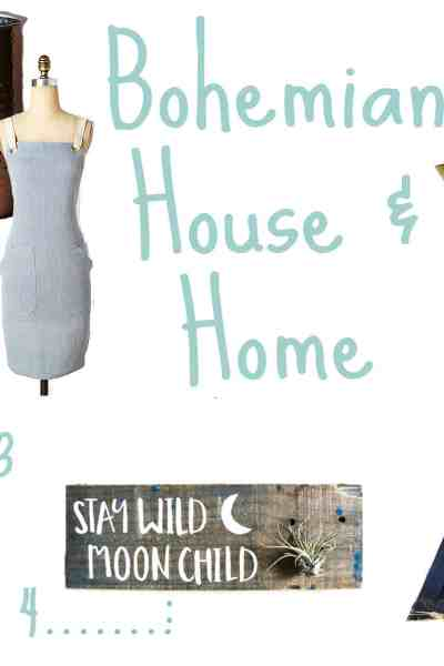 Bohemian Birthday Wishlist