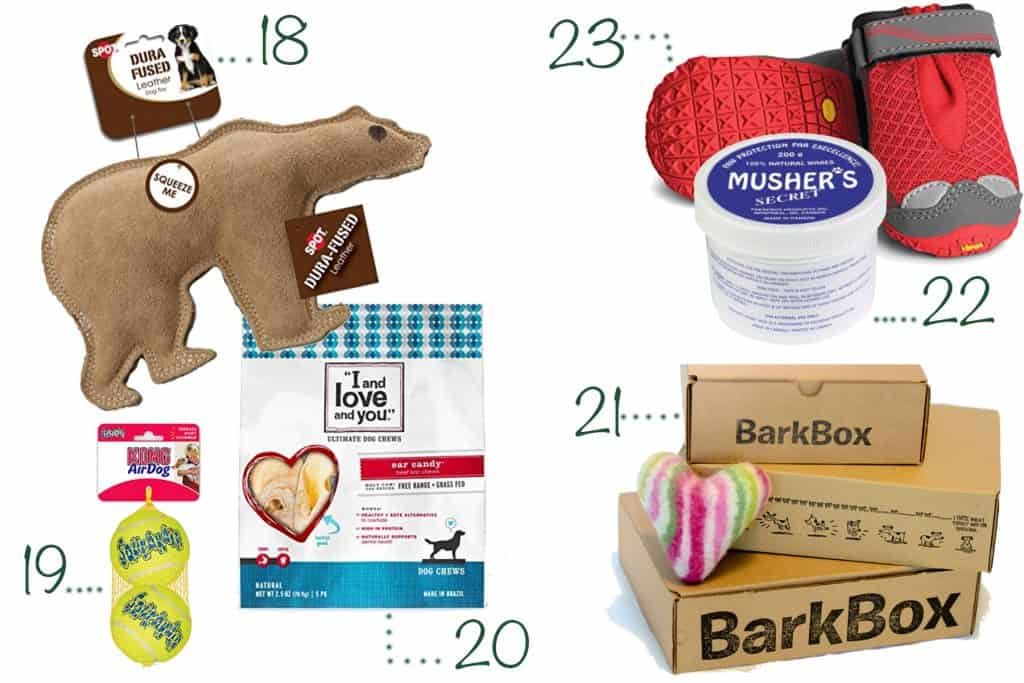 Last Minute Gift Guide for Dogs